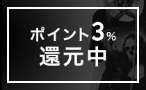 ポイント3%還元中